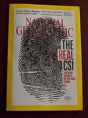 National Geographic, Volume 230, No. 1, July 2016