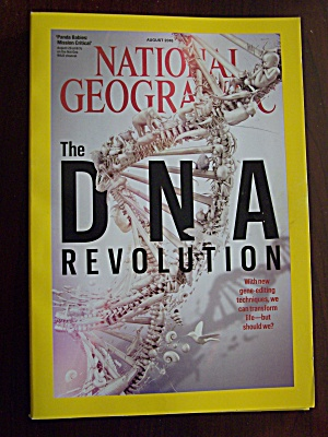 National Geographic, Volume 230, No.2, August 2016