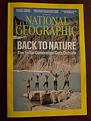 National Geographic, Volume 230, No. 4, October 2016
