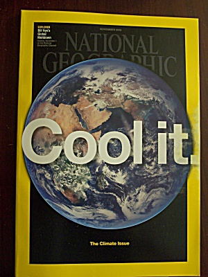 National Geographic, Volume 228, No. 5, November 2015
