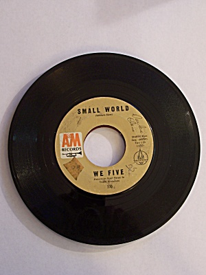 Small World/you Were On My Mind