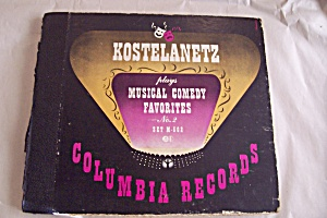 Kostelanetz Plays Musical Comedy Favorites