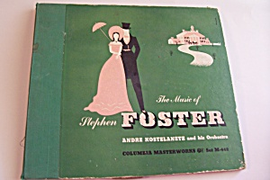 The Music Of Stephen Foster