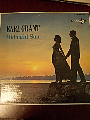 Earl Grant Midnight Sun