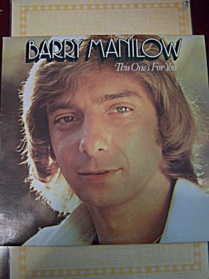 Barry Manilow - This One's For You