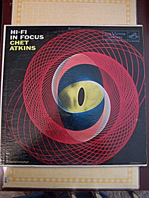 Hi-fi In Focus Chet Atkins