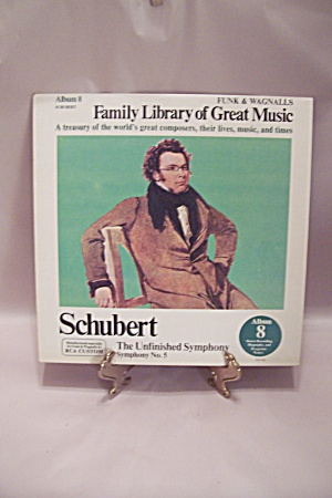 Schubert - The Unfinished Symphony, Symphony No. 5