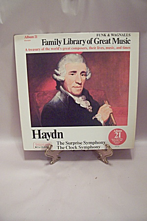 Haydn - The Surprise Symphony, The Clock Symphony
