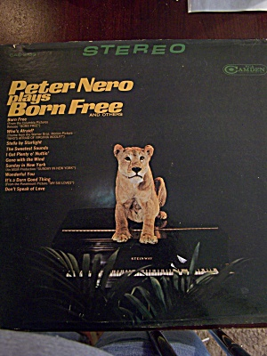 Peter Nero Plays Born Free And Others