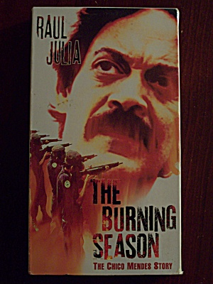 The Burning Season The Chico Mendes Story