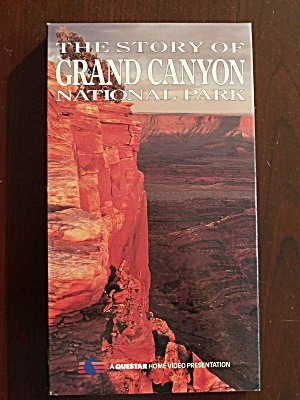 The Story Of Grand Canyon National Park
