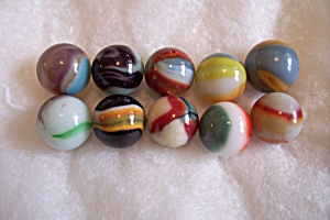 1by10 Swirl Marble Set