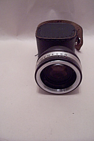 Vivitar Automatic Tele Converter With Case