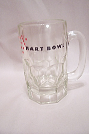 Hart Bowl Crystal Glass Beer Mug