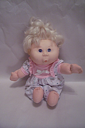 Mattel Soft Cloth Body Doll With Hard Plastic Head