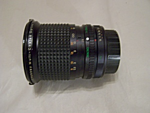 J.c. Penny 28-80mm Telephoto Lens