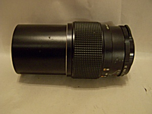 Japanese 200mm Telephoto Lens
