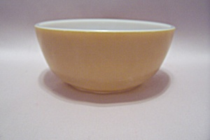 Federal Glass Dessert Bowl