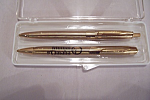 Wings Mutual Of Omaha Advertising Pen & Pencil Set