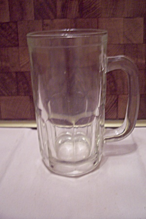 Crystal Glass Beer Mug