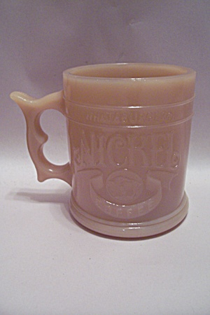 Whataburger Butterscotch Colored Nickel Coffee Mug