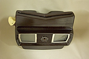 Vintage Sawyer's Bakelite View-master 3-d Viewer