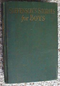 Stevenson's Stories For Boys 1935