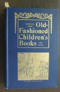 Old Fashioned Children's Book Tuer 1899