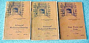 Mechanical Drawing 3 Vol International Correspondence