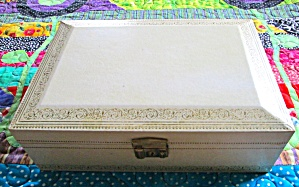 Mele Jewelry Box Leatherette Wooden