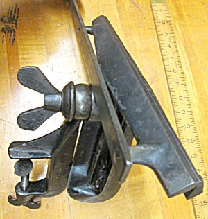 E. C. Stearns Saw Sharpening Vise