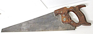 Disston D-23 Rip Hand Saw 26 Inch 5.5 Tpi