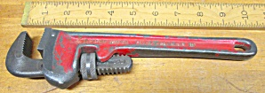 Ridgid Pipe Wrench 10 Inch