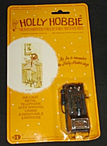 Holly Hobbie Miniature