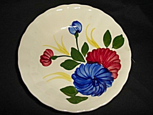 Blue Ridge Chrysanthemum Small Bowl