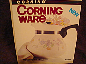 Corning Ware 6 Cup Teapot