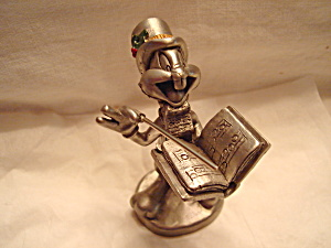 Rawcliffe Pewter Bugs Bunny Figurine