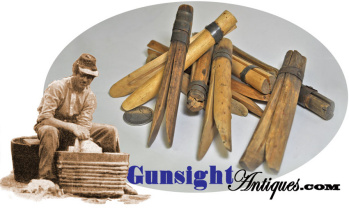 Hand Crafted Civil War Vintage Clothes Pins