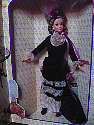 Victorian Lady Barbie Great Eras Collection