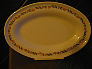 Beauford Dinnerware Small Plater/steak Plate