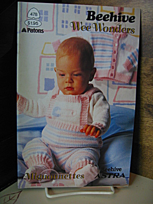 Beehive Wee Wonders Booklet #478