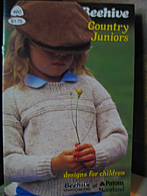 Beehive Country Juniors Booklet #460