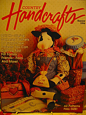 Vintage Country Handcrafts Bazaar 1994