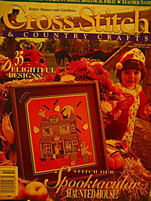 Cross Stitch & Country Crafts October 1993