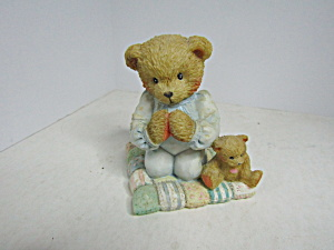 Cherished Teddies Patrick Thank You For A Friend
