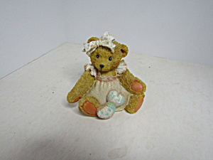 Cherished Teddies Amy Hearts Quilted With Love