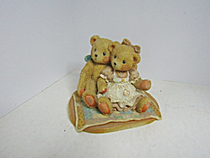 Cherished Teddies Nathaniel And Nellie Twice As Nice