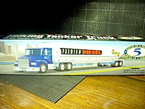 Sunoco Collector's Edition Talking Tanker Truck 1998