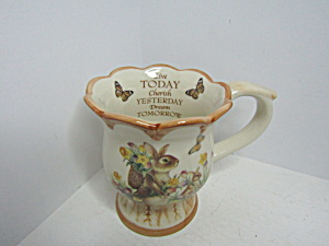 Cracker Barrow Easter Traditions Large Mug