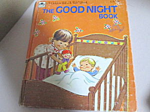 Golden Tell-a-tale Book The Good Night Book